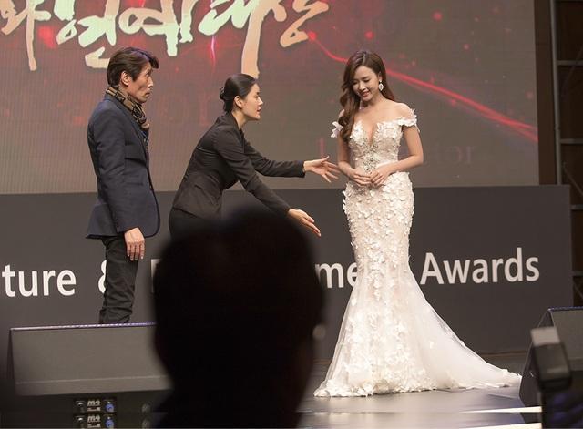 Midu được nhận giải diễn viên Châu Á xuất sắc tại Hàn Quốc - 7