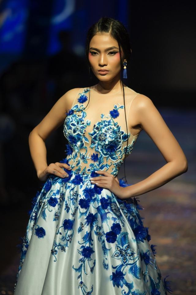 Hiện nay, Trương Thị May vẫn là một trong số những người mẫu chuyên nghiệp luôn được mời xuất hiện trong các show thời trang lớn.