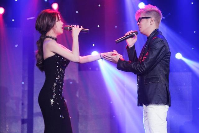 Bùi Anh Tuấn cũng ngọt ngào bên ca sĩ Giang Hồng Ngọc
