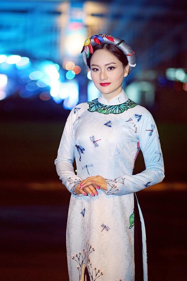 Lan Phương cho biết, bên cạnh công việc showbiz, cô đang tạo dựng một hình ảnh mới mẻ mang phong cách trẻ trung và gần gũi giúp Lan Phương tiếp cận với công chúng nhiều hơn, để phát huy vai trò văn hóa du lịch giữa Việt Nam và Nhật Bản.