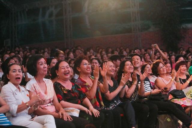 Sau chương trình này, khán giả yêu nhạc thành phố sẽ không còn được thưởng thức âm nhạc tại sân khấu 126 khi nơi này sẽ bị dỡ bỏ