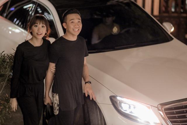 Hari Won và Trấn Thành hạnh phúc trong buổi chụp hình cưới - 7