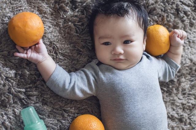 Ngọc Lan - Thanh Bình tung ảnh con trai kháu khỉnh 2 tháng tuổi - 3
