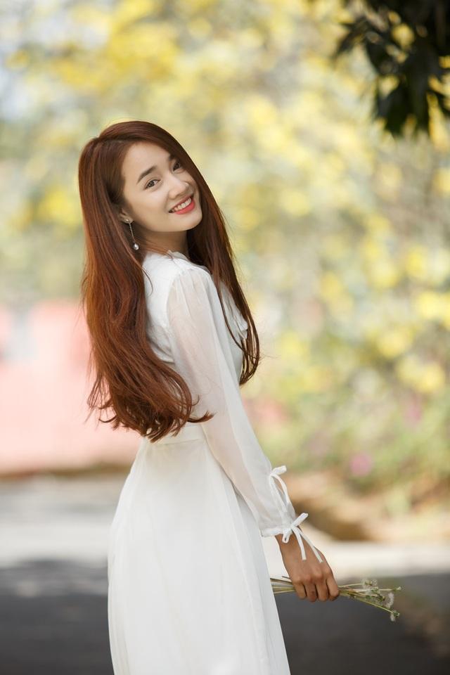 Nhã Phương đẹp không thua kém các diễn viên tên tuổi và xinh đẹp của Hàn Quốc
