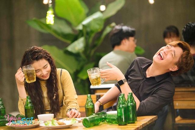 Màn kết hợp khéo léo của Nhã Phương và Ngô Kiến Huy đã giúp bộ phim trở nên hấp dẫn và vui nhộn hơn.