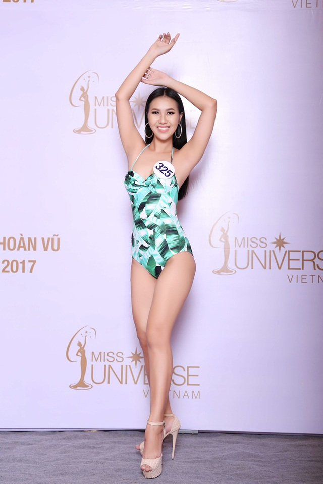 Thí sinh Trần Thị Kim Vàng