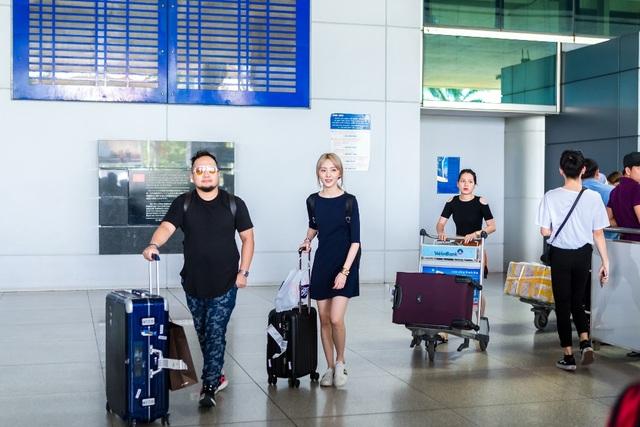 Bà xã Lý Hải mời hot girl nổi tiếng Thái Lan Nene đến Việt Nam - 3