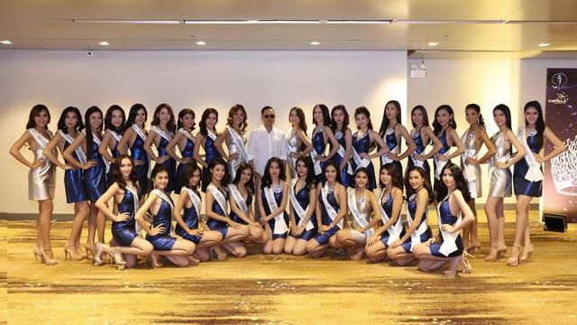 Hé lộ chiếc vương miện trị giá 3,2 tỷ đồng dành cho ngôi vị Hoa hậu Đại dương 2017 - 1