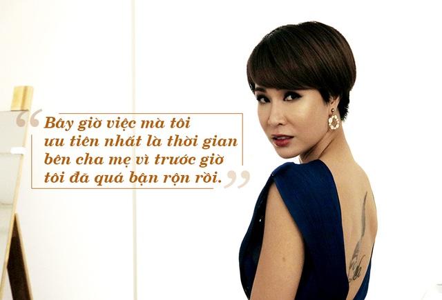 """Uyên Linh: """"Chồng tôi sẽ là người thành đạt"""" - 2"""