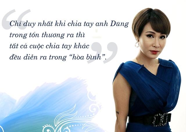 """Uyên Linh: """"Chồng tôi sẽ là người thành đạt"""" - 3"""
