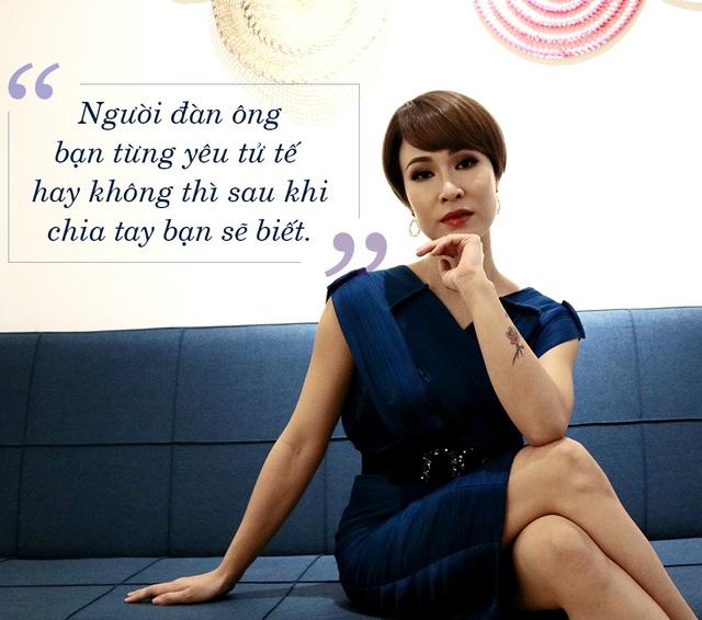 """Uyên Linh: """"Chồng tôi sẽ là người thành đạt"""" - 4"""