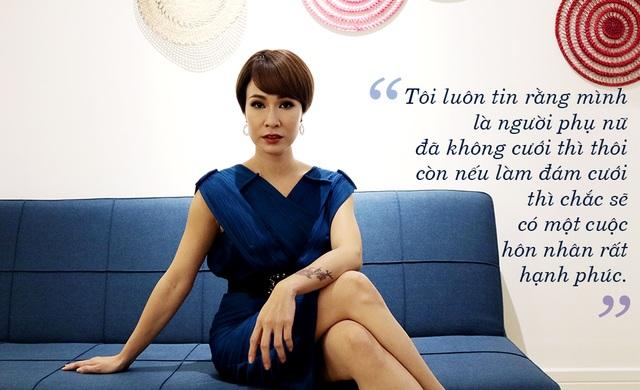 """Uyên Linh: """"Chồng tôi sẽ là người thành đạt"""" - 5"""
