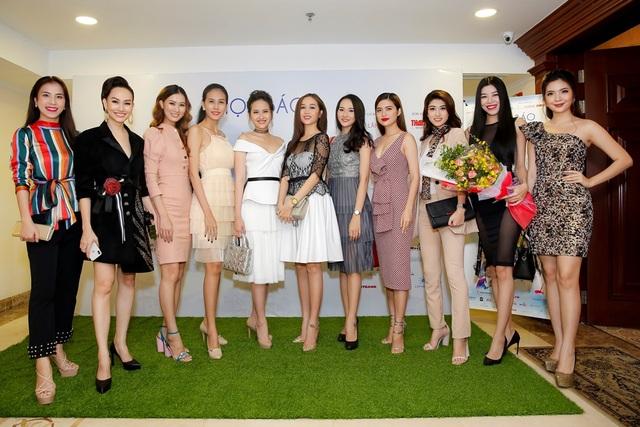 Dàn người mẫu sẽ góp mặt trình diễn thời trang tại chương trình năm nay.