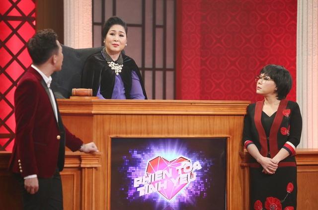 Nội dung chính thức của toàn bộ phiên tòa sẽ được lên sóng trong tập 4 Phiên tòa tình yêu phát sóng lúc 20h Chủ Nhật - 06/05/2018, trên kênh HTV2.