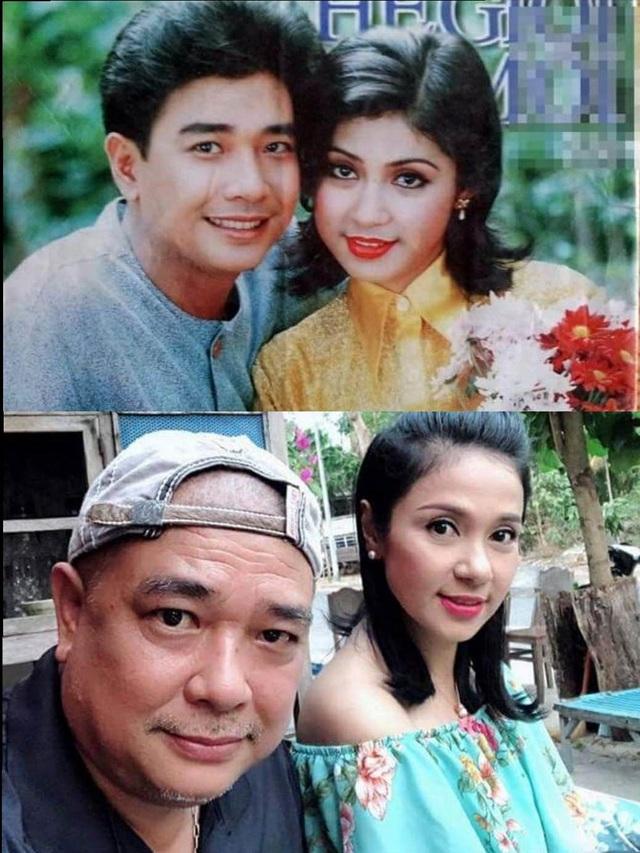 """Trả lời cho những dòng chia sẻ của Việt Trinh, Lê Tuấn Anh viết: """"Anh rất vui khi gặp lại em gái mà anh vô cùng yêu quý. Ngắm em sau bao năm đằng đẵng vẫn xinh tươi, trẻ trung. Bây giờ em đã là phụ nữ đằm thắm sâu sắc, anh lại càng thêm quý trọng""""."""