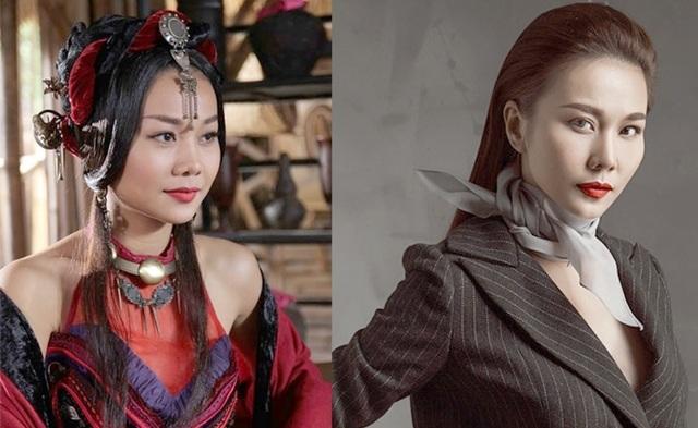 Trong phim Thanh Hằng trong vai Kiều Thị, là chị cả của Đường Sơn Quán, Kiều Thị lạnh lùng, mạnh mẽ, ôm mối thù cực kỳ sâu nặng với đàn ông.