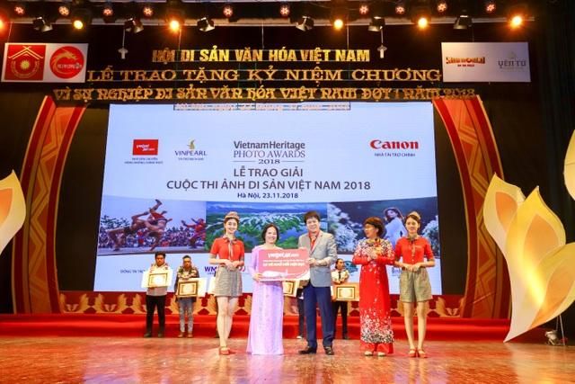 Đồng hành cùng cuộc thi, Vietjet mong muốn giới thiệu và mang đến thêm nhiều giá trị văn hóa, tinh thần đậm bản sắc Việt cho người xem, giới trẻ và bạn bè quốc tế; khuyến khích, kêu gọi sự quan tâm của cộng đồng trong việc phát hiện, chia sẻ những giá trị di sản thiên nhiên, văn hóa Việt Nam cần gìn giữ và bảo tồn; đồng thời tìm kiếm những tác phẩm, câu chuyện về di sản bằng hình ảnh để tuyên truyền giới thiệu về thiên nhiên, lịch sử, văn hóa và tổ chức triển lãm những tác phẩm xuất sắc nhất từ cuộc thi tại các trung tâm du lịch, bảo tàng, trường học phục vụ cộng đồng, khách du lịch, giới trẻ.