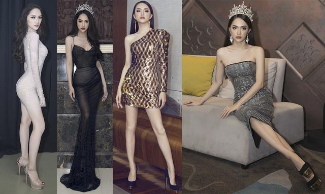 Thời trang sao Việt năm 2018: Lột xác, quyến rũ và vắng bóng hàng hiệu - Ảnh 1.
