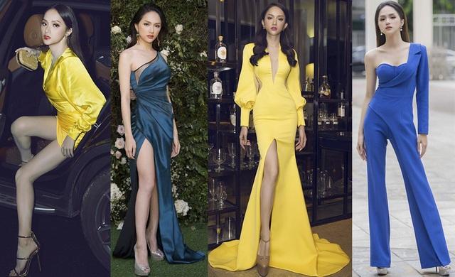 Thời trang sao Việt năm 2018: Lột xác, quyến rũ và vắng bóng hàng hiệu - Ảnh 2.