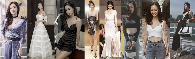 Thời trang sao Việt năm 2018: Lột xác, quyến rũ và vắng bóng hàng hiệu - Ảnh 10.