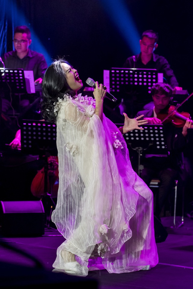 Dàn diva Thanh Lam, Hồng Nhung, Mỹ Linh tham dự liveshow cuối cùng của nhạc sĩ Dương Thụ - Ảnh 5.