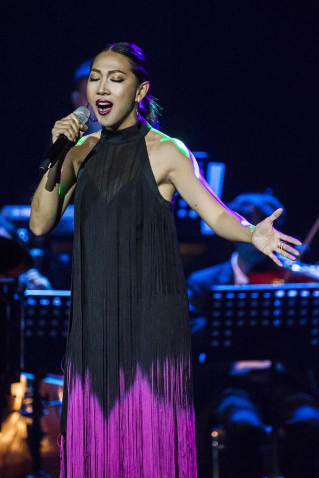 Dàn diva Thanh Lam, Hồng Nhung, Mỹ Linh tham dự liveshow cuối cùng của nhạc sĩ Dương Thụ - Ảnh 9.