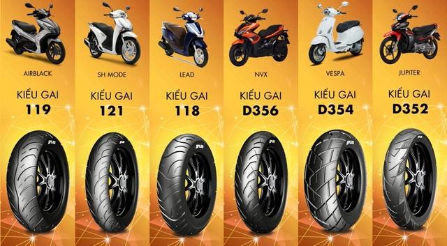 """Lốp xe máy không săm sẽ """"khuấy đảo"""" thị trường nhờ công nghệ đặc biệt? - 5"""