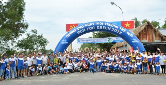 NS BlueScope Việt Nam tổ chức chương trình chạy bộ vì môi trường - 1