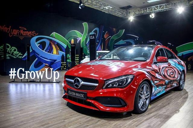 GLC200 và S450 Luxury xuất hiện ở sự kiện lớn nhất trong năm của Mercedes-Benz ở Hà Nội - 2