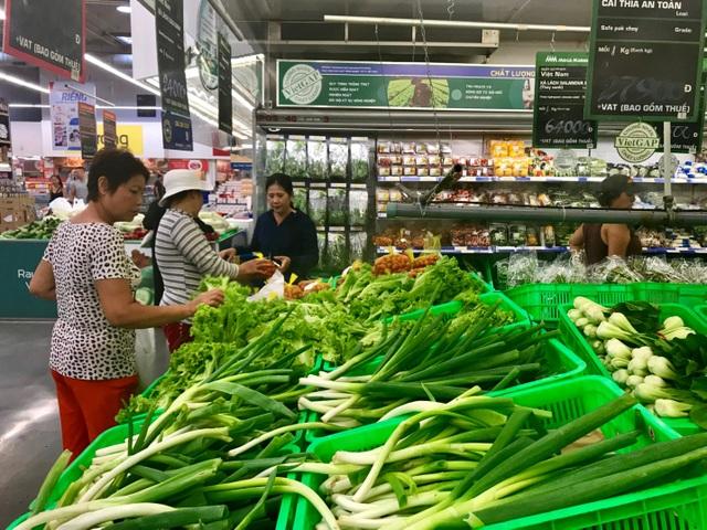 Nhu cầu mua sắm thực phẩm dịp lễ tăng cao
