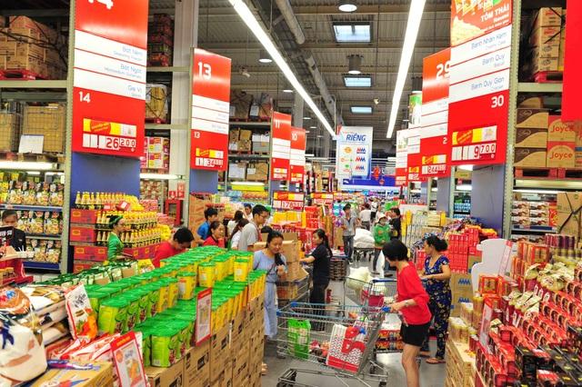 MM Mega Market khuyến mãi mạnh thực phẩm phục vụ Tết Dương lịch - Ảnh 1.