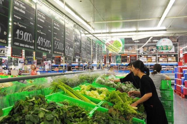MM Mega Market khuyến mãi mạnh thực phẩm phục vụ Tết Dương lịch - Ảnh 2.