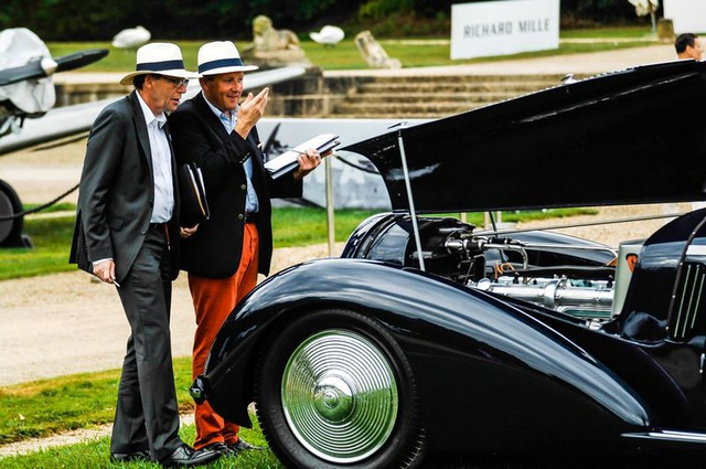 Richard Mille đồng hành cùng Chantilly – Nơi hội tụ xe đua cổ điển thế giới - 1