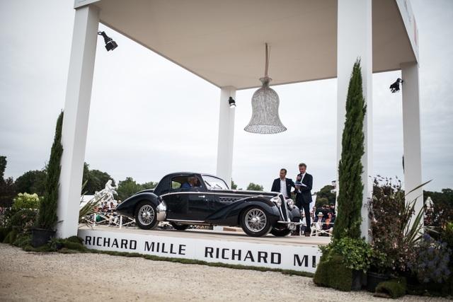 Richard Mille đồng hành cùng Chantilly – Nơi hội tụ xe đua cổ điển thế giới - 5