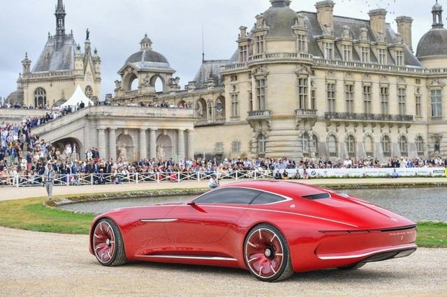 Richard Mille đồng hành cùng Chantilly – Nơi hội tụ xe đua cổ điển thế giới - 8