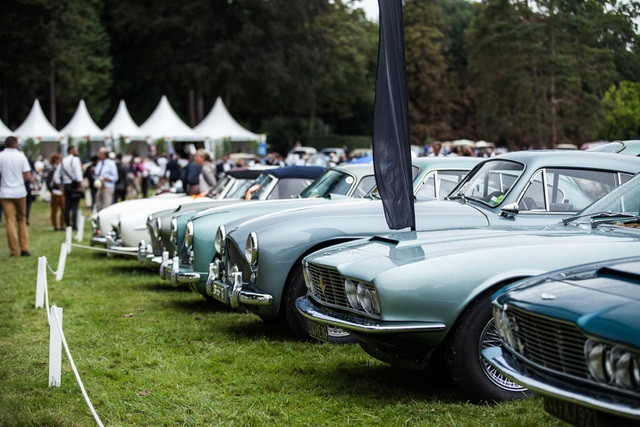Richard Mille đồng hành cùng Chantilly – Nơi hội tụ xe đua cổ điển thế giới - 9