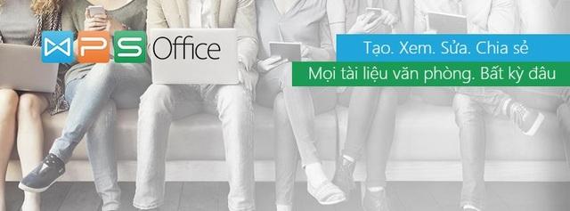 Phần mềm WPS Office 2016 chính thức có mặt tại Việt Nam - 2