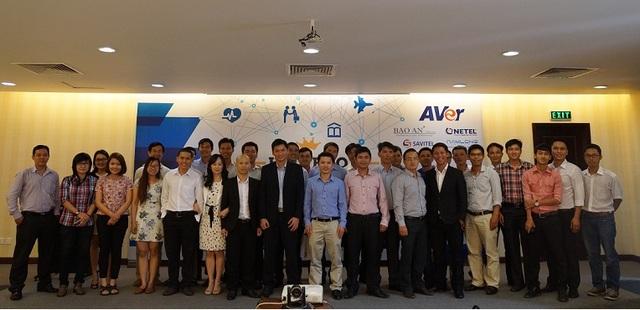 """Hội thảo 2016 """"Cùng AVer thách thức mọi giới hạn"""" là cơ hội chia sẻ, giao lưu kiến thức vô cùng quý báu đối với doanh nghiệp và tổ chức mong muốn ứng dụng công nghệ hội nghị truyền hình mới tại Việt Nam."""