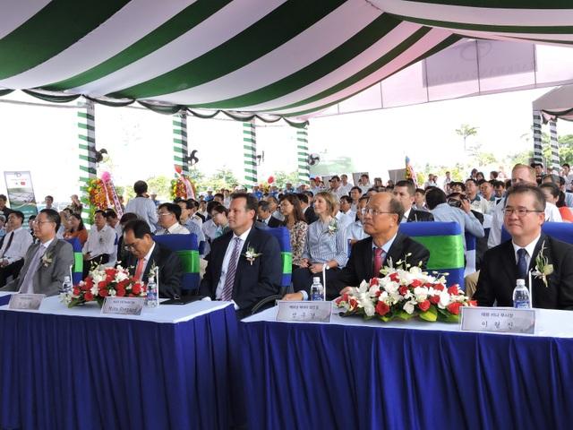 Lãnh đạo Tập đoàn Taekwang tại Việt Nam