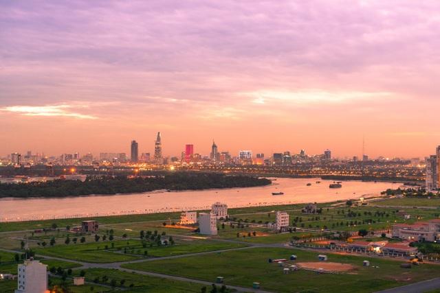 Thạch Mỹ Lợi – Giáp mặt sông Sài Gòn, kết nối tới trung tâm trong 10 phút