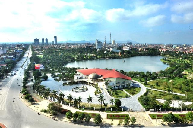 Thành phố Vinh đang thu hút đầu tư của rất nhiều Chủ đầu tư lớn
