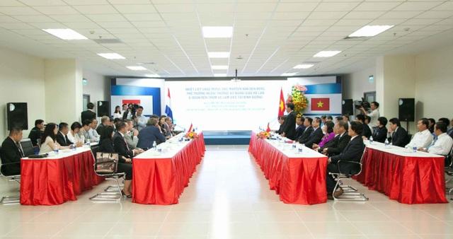 Thỏa thuận hợp tác giữa Philips và Becamex IDC biểu trưng cho thành quả hợp Việt Nam - Hà Lan