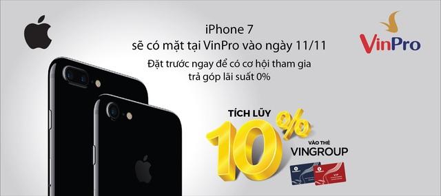 Thêm một nhà phân phối iPhone 7 tại Việt Nam với giá cạnh tranh - 1