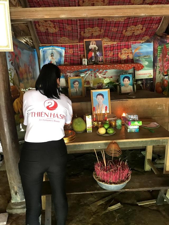 Thẩm mỹ viện Thiên Hà quyên góp ủng hộ người dân Hà Tĩnh thiệt hại sau lũ - 3