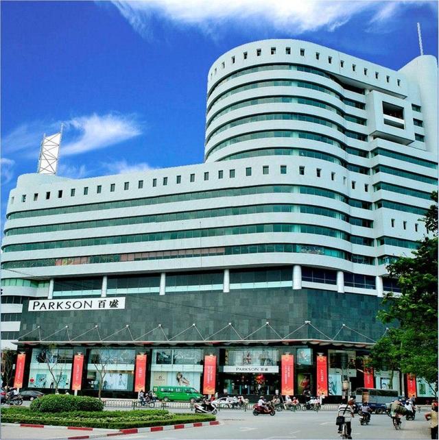 Trung tâm thương mại Parkson Việt Tower tại Hà Nội