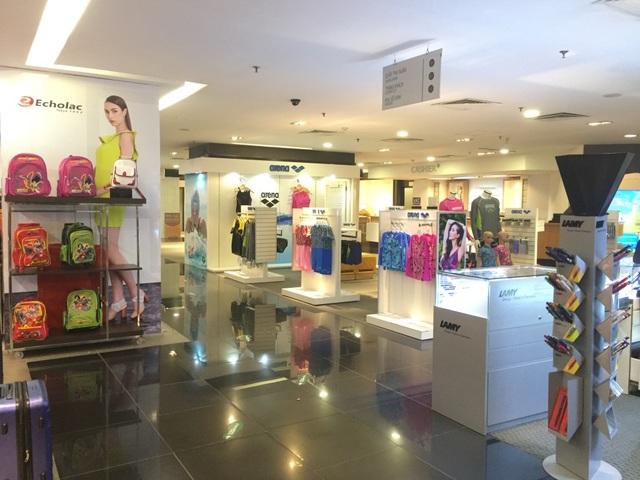 Parkson Việt Tower công bố di dời địa điểm kinh doanh - 4