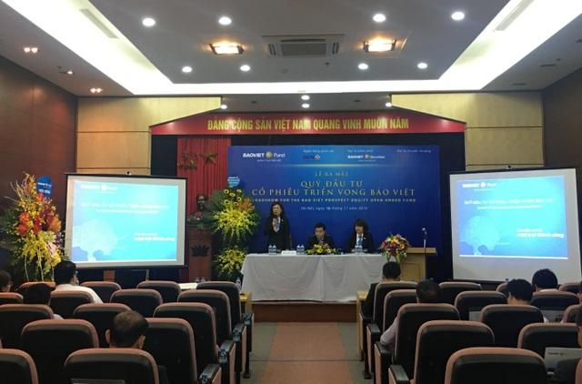 Quỹ BVPF là quỹ mở thứ ba của Công ty Quản lý Quỹ Bảo Việt và là quỹ mở cổ phiếu thứ mười trên thị trường Việt Nam