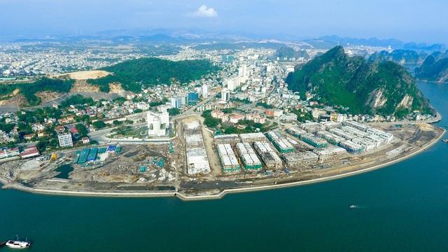 Hình ảnh thực tế tổng thể Vinhonmes Dragon Bay