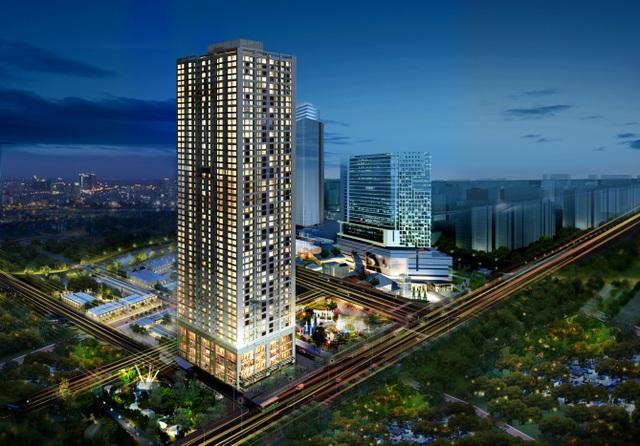 Sở hữu căn hộ tại tòa tháp cao thứ 3 Hà Nội với giá chỉ hơn 1 tỷ đồng - 1