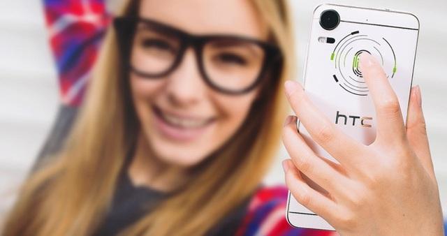 HTC Desire 10 Pro - Smartphone hấp dẫn với màu mới cực lạ sắp về Việt Nam - 4